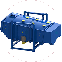 Industrial Separation Equipment | Industrial Sieving Machines | Vibratory Screener Equipment